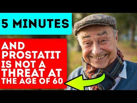 Prostatitis krónikus ICD 10