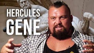 I GOT THE HERCULES GENE - Myostatin Deficiency - Eddie Hall | London Real