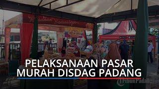 Pasar Murah Disdag Padang Dibuka Secara Bergiliran di Setiap Kecamatan Sampai Akhir Bulan Mei