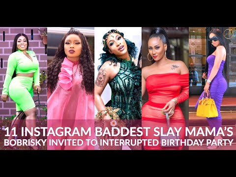 Check Out The Slay Queens Bobrisky Invited To HER Birthday Party That Was Disrupted