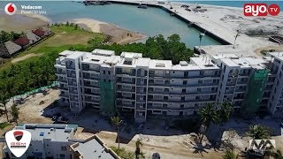 UTAJIRI WA BAKHRESA: Hoteli ya kisasa anayojenga baharini Zanzibar