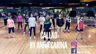 #zumba #Reggaeton #Callao Callao | Anna Carina | Zumba®️| Megamix 70 |Reggaeton|Jacky Feng