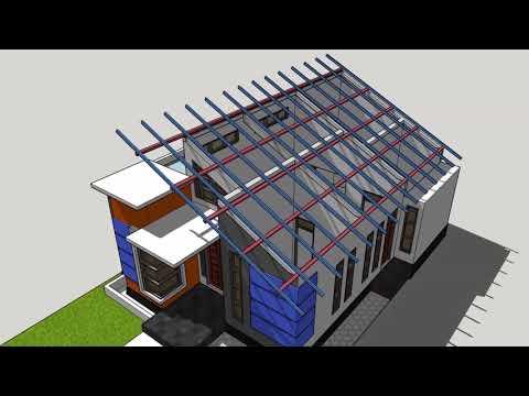 mp4 Desain Atap Rumah, download Desain Atap Rumah video klip Desain Atap Rumah