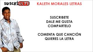 Sombra de Mi Alma (Audio) - Kaleth Morales (Video)