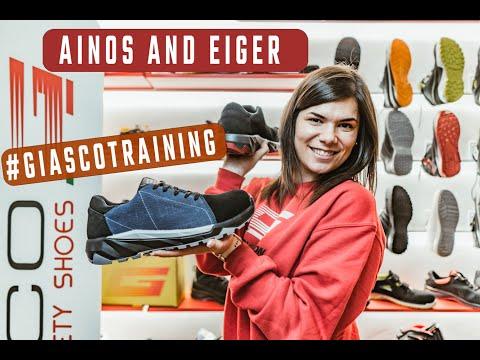 #GIASCOTraining: AINOS & EIGER.