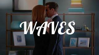 Dean Lewis   Waves (Lyrics | SUITS)