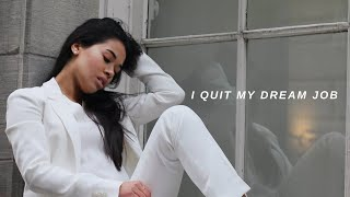 i quit my management consulting job & here is why