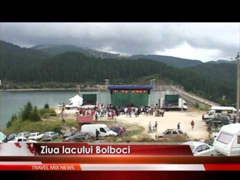 Ziua lacului Bolboci, sărbătorită cu muzică populară şi folk – VIDEO