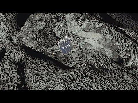 Βρέθηκε η θέση του Philae στον κομήτη 67Ρ