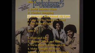 "The Jackson 5 ""Joyful Jukebox Music"" (1976)"