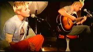K's Choice Mr Freeze - Live Semi Acoustic Session 2000