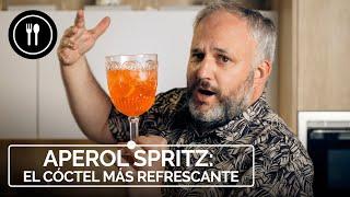 Cómo hacer un auténtico Aperol Spritz: el cóctel más refrescante