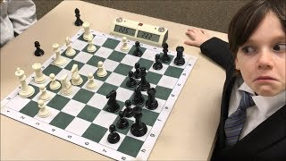 8 Year Old vs. 2037 Player Will Make Your Heart Pound! Golan vs. Willis