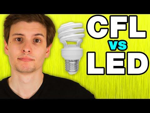 Are LED Bulbs Worth It? LEDs vs CFLs