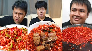 Eating Spicy food Challenge