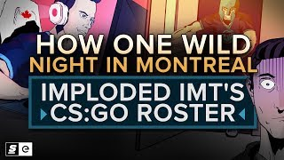 How one wild night in Montreal imploded IMT