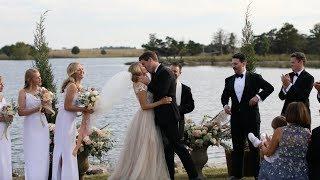 An Intimate Wedding At A Family Ranch In Oklahoma - Martha Stewart Weddings