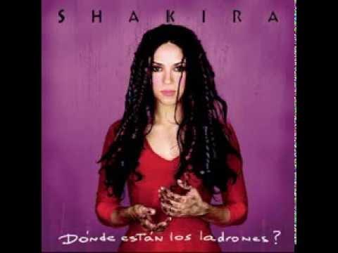 Shakira - Sombra De Ti