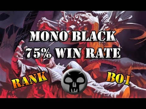 Mono Black Amass Zombies MTG Arena - Dianna's Gaming - Video