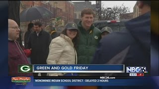 NBC26 Today Green & Gold Friday
