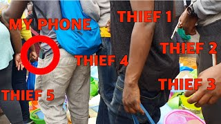 HOW PHONE SNATCHER IS TAKING YOUR PHONE IN 0.2 SECONDS PART 2 / phone snatching