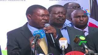 Nasa tables list of demands to IEBC - VIDEO