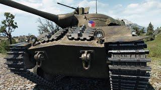 Шкода т50 Танк просто СУПЕР!!!!!!!