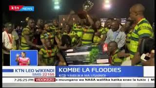 Kombe la Floodies: KCB yaibuka na ushindi