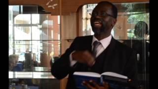 Professor Tshilidzi Marwala - Book Tour