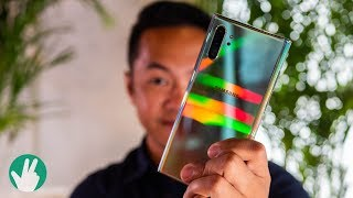 Samsung Galaxy Note10 and Samsung Galaxy Note10+: Paradigm shift