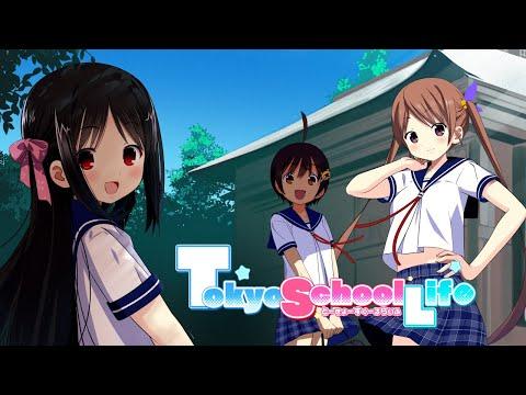 Tokyo School Life - Launch Trailer thumbnail