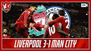WIPE YOUR TEARS PEP | Liverpool 3-1 Man City Reaction
