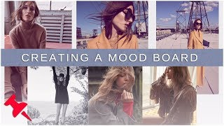 Planning A Photo Shoot - Start To Finish || Part 2 - Creating A Mood Board
