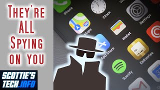 Even your APPS are invading your privacy!