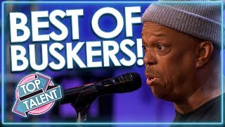 TOP Busker Auditions From Around The World!   Top Talent