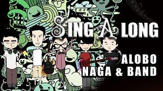 Alobo Naga and the Band | Color My World | Lyric Video | Alternative Rock | ArtistAloud