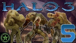 Floodgate - Halo 3: LASO Part 5   Let's Play