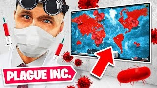 DON'T CATCH THE UGLY VIRUS! (Plague Inc)