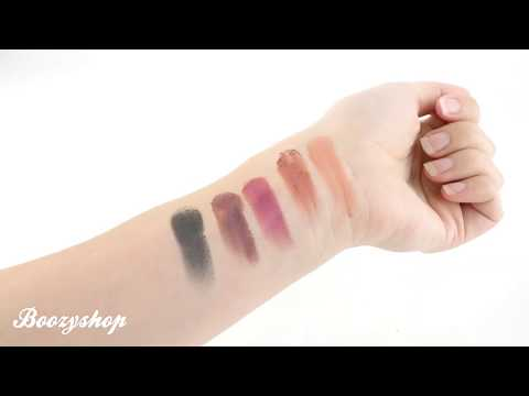 Dose of Colors Dose of Colors Eyeshadow Palette Blushing Berries