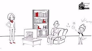 """Рисованная видео-презентация  компании """"Правильный ремонт"""" (doodle video)"""