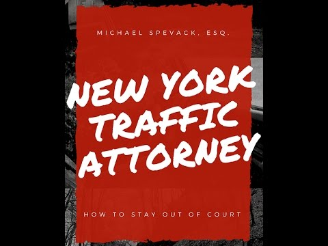 How To Beat NYC Speeding Ticket | NYC Traffic Lawyer Mike Spevack | (212) 754-1011