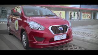 New Datsun GO+ Panca (Official TV Commercial)