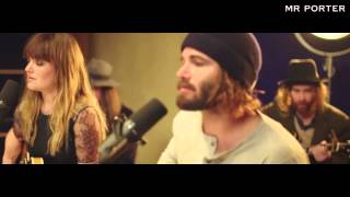 Angus & Julia Stone | MR PORTER Sessions