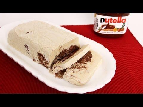 Nutella Semifreddo Recipe – Laura Vitale – Laura in the Kitchen Episode 610