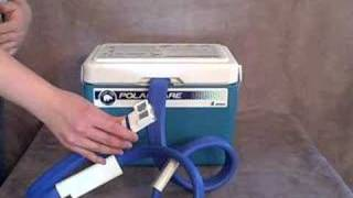 Video: Breg Polar Care 500 Cold Therapy Unit