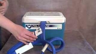 Video: Breg Polar Care 500 Cold Therapy Unit