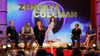 Zendaya Joins Dancing With the Stars Cast
