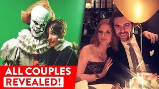 IT Chapter Two Real-life Partners Revealed |⭐ OSSA Radar