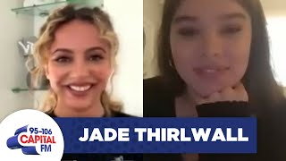 Jade Thirlwall Wants A Hailee Steinfeld & Little Mix Collaboration | Interview | Capital