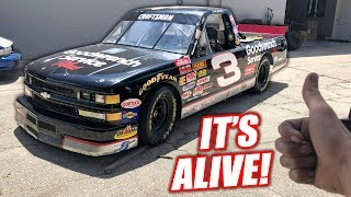 Dale Truck's FIRST Fire Up! This Bald Eagle LS7 Sounds Like FREEDOM!!!
